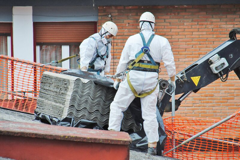 Asbestos Removal Contractors in Newcastle Tyne and Wear