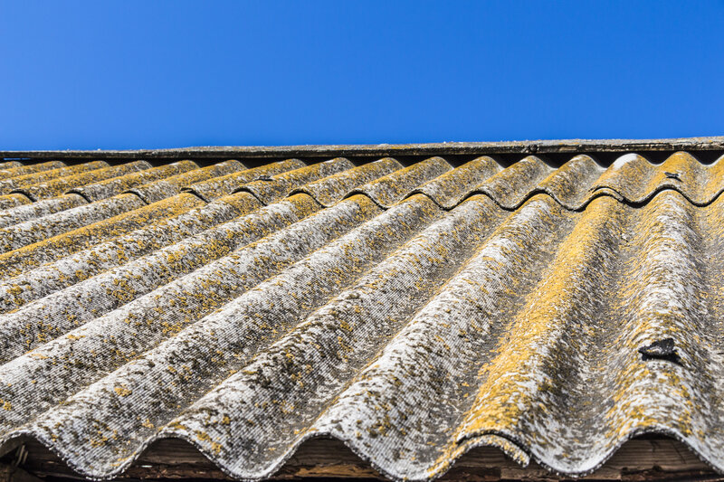 Asbestos Garage Roof Removal Costs Newcastle Tyne and Wear